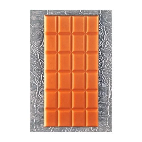 Tablette chocolat à l'orange