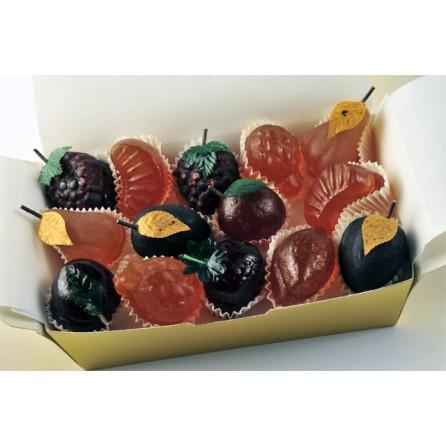 Pâtes de Fruits Glacées
