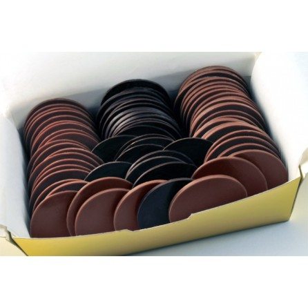 Palets fins chocolat