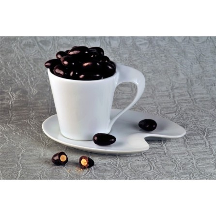 Amandes chocolat noir