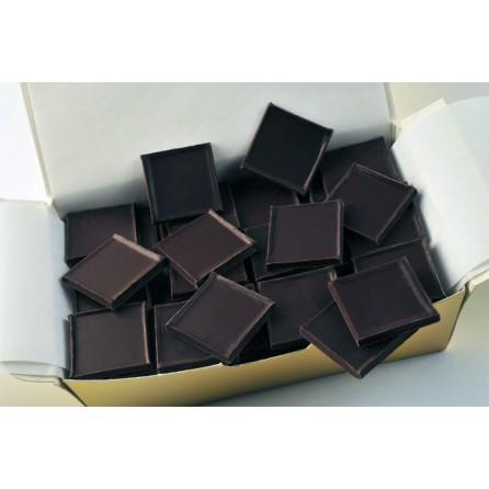 Carrés chocolat diabétiques