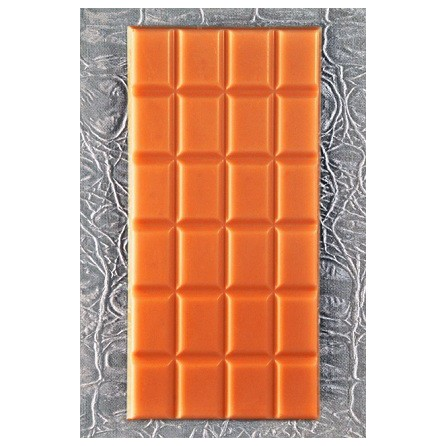 Tablette chocolat parfum orange