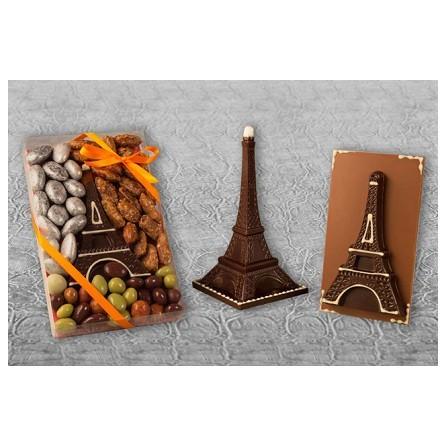 Tour Eiffel en chocolat