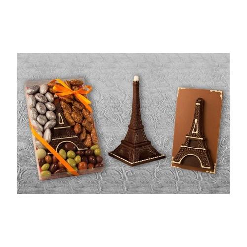 La Tour Eiffel en chocolat