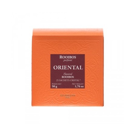 Rooibos Oriental - 25 sachets cristal