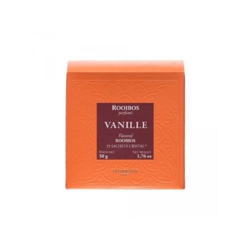 Rooibos Vanille - 25 sachets cristal