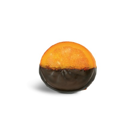 Tranche orange chocolat