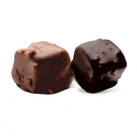 Guimauve artisanale enrobée chocolat