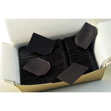Palets chocolat pure origine