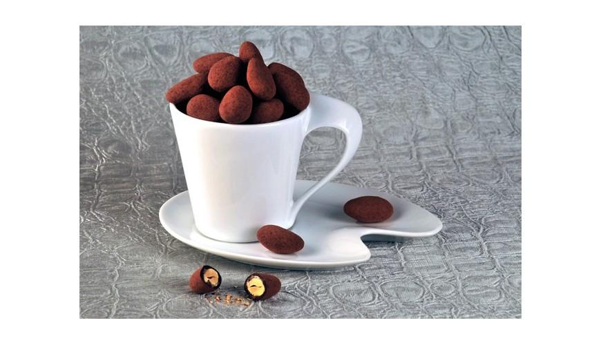 Les enrobés chocolat